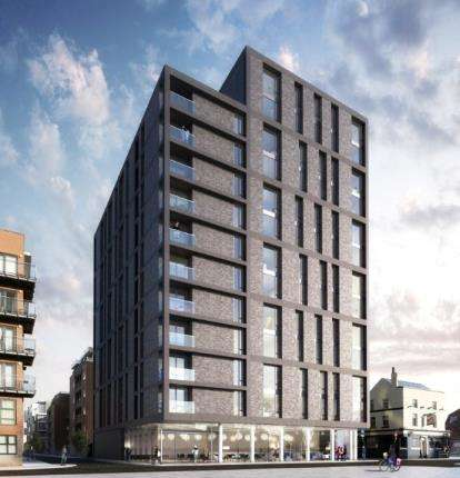 1 Bedroom Flat for sale in Dyche Street, Manchester, Greater Manchester