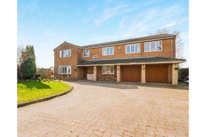 5 Bedrooms Detached House for sale in Field Lane, Friskney, Boston, Lincolnshire
