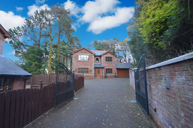 4 Bedrooms Detached House for sale in Belgrave Road, Bold Venture