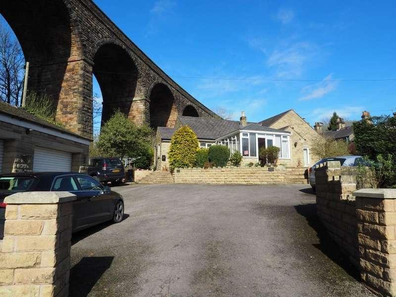 5 Bedrooms Detached Bungalow for sale in Chapel Milton, Chapel-en-le-Frith, High Peak, Derbyshire, SK23 0QQ