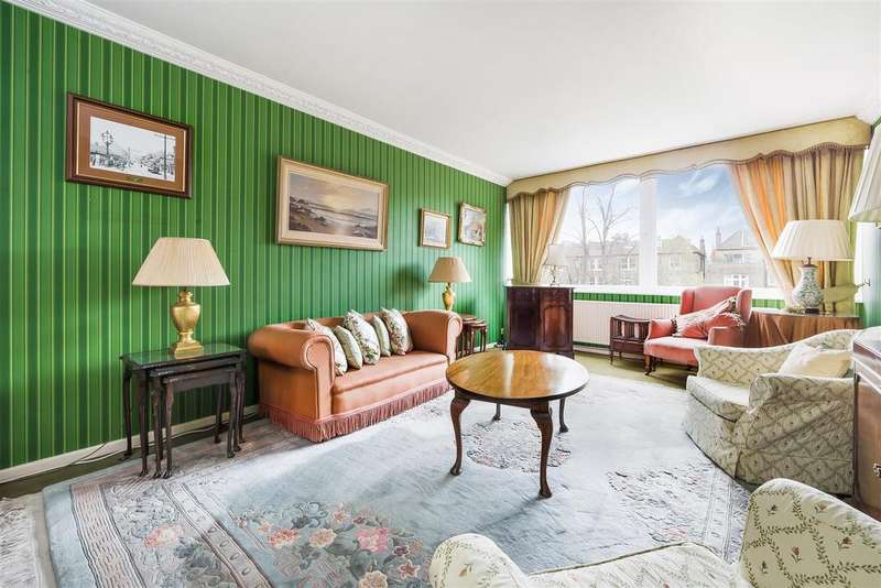 3 Bedrooms Duplex Flat for sale in Compayne Gardens, West Hampstead, London