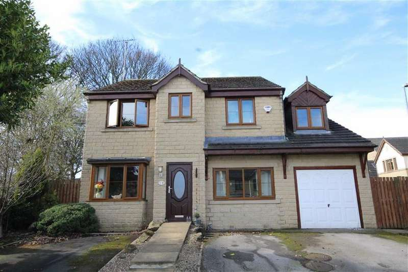 5 Bedrooms Detached House for sale in Scott Lane, Gomersal, West Yorkshire
