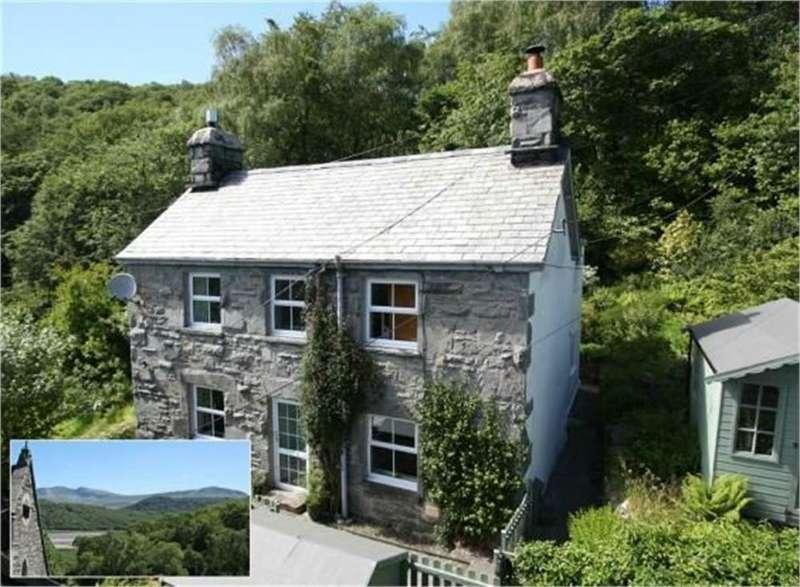 5 Bedrooms Detached House for sale in Bontddu, Dolgellau, Gwynedd
