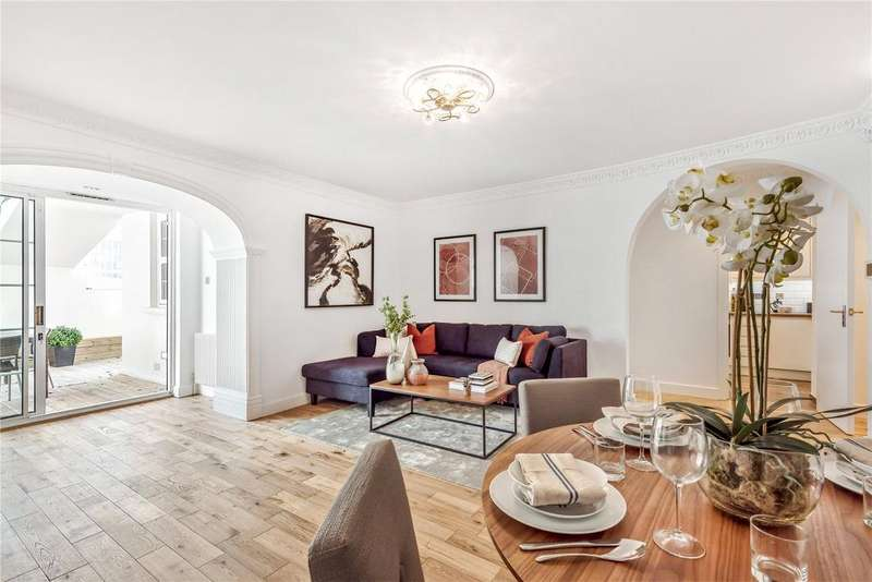 3 Bedrooms Flat for sale in Hornsey Rise, Crouch End, London, N19