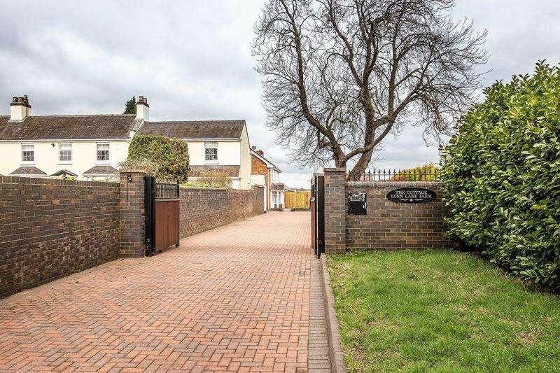 4 Bedrooms Detached House for sale in Lynn Lane, Shenstone