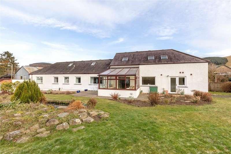 3 Bedrooms House for sale in Carlesgill Steading, Westerkirk, Langholm, Dumfries Galloway