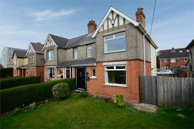 3 Bedrooms Semi Detached House for sale in Moira Road, Lisburn, County Antrim