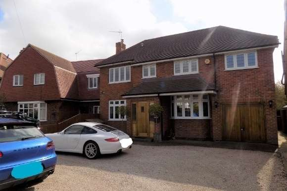 5 Bedrooms Property for sale in Sapcote Road, Burbage