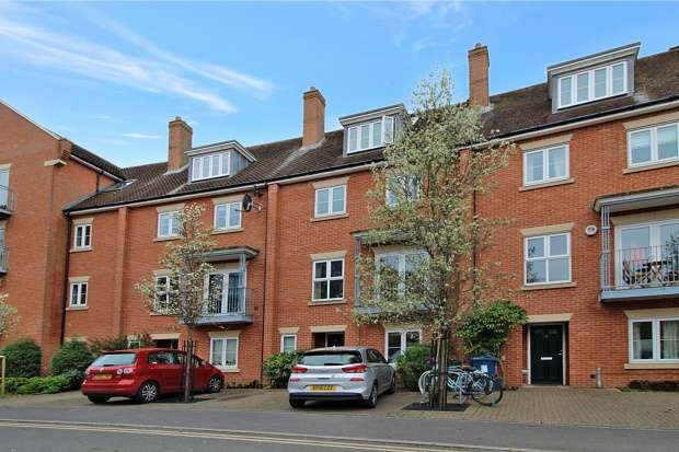 5 Bedrooms Town House for sale in William Lucy Way, Oxford, Oxfordshire, OX2 6EQ
