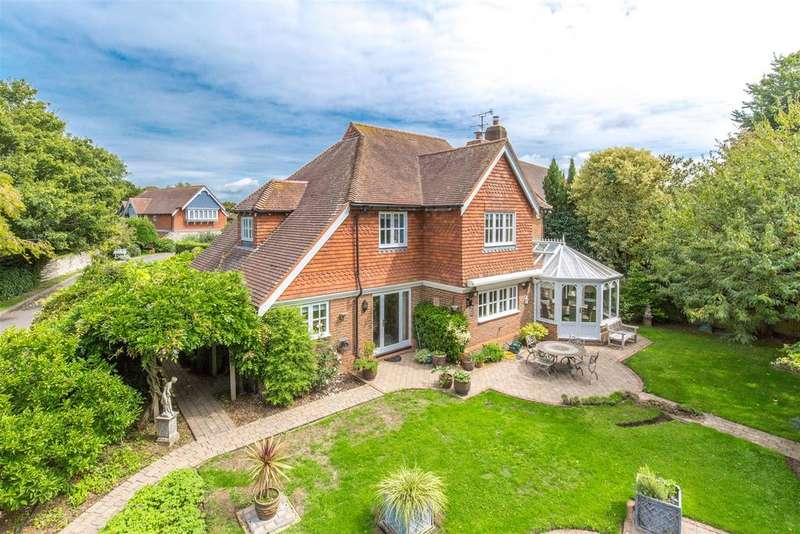 4 Bedrooms Detached House for sale in South Farm Close, Rodmell