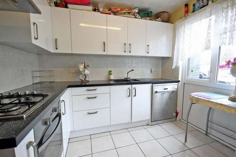 3 Bedrooms End Of Terrace House for sale in St. Johns Avenue, Kempston