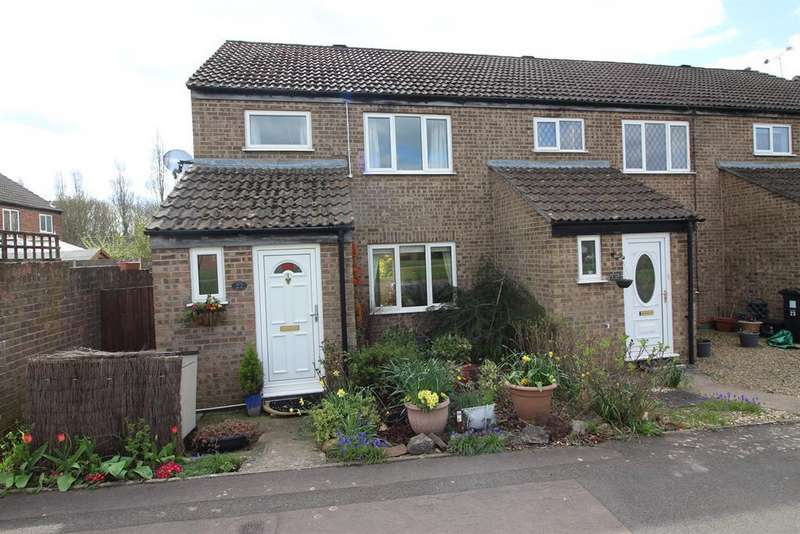 3 Bedrooms End Of Terrace House for sale in Crowthers Avenue, Yate, Bristol, BS37 5SZ