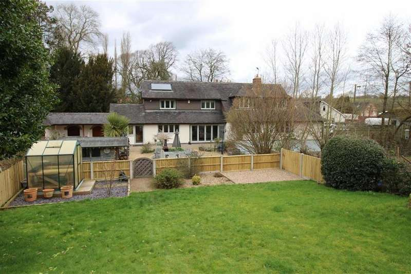 4 Bedrooms Detached House for sale in Prospect Road, Denby, Ripley