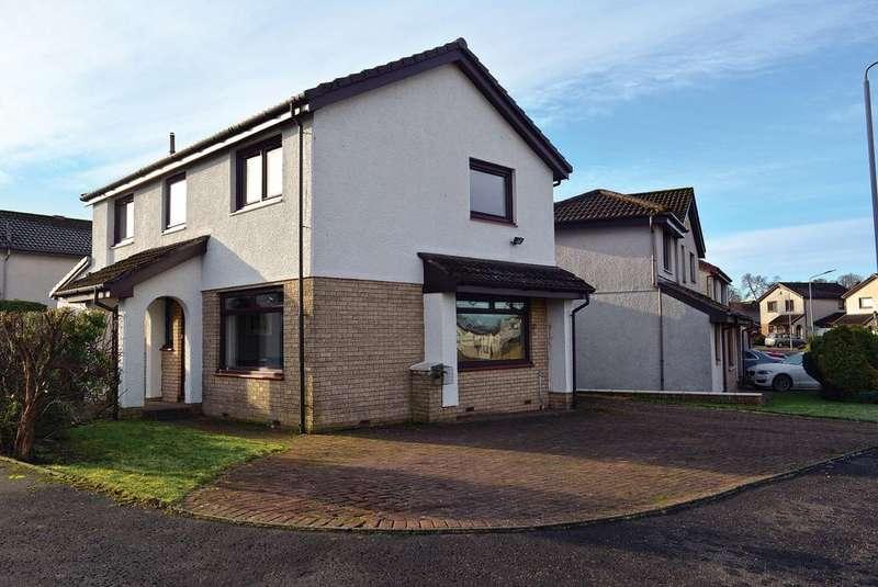 5 Bedrooms Detached House for sale in 17 Flures Crescent, ERSKINE, PA8 7DJ