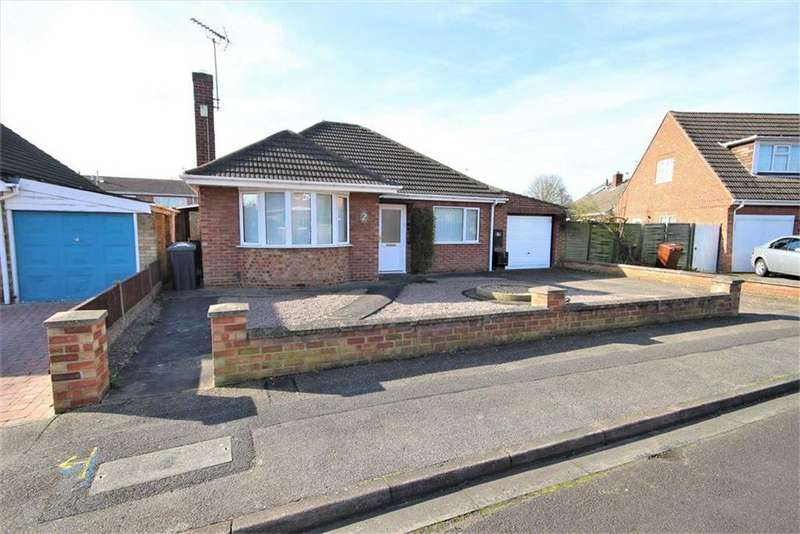 2 Bedrooms Detached Bungalow for sale in Astwick Road, Lincoln, Lincolnshire