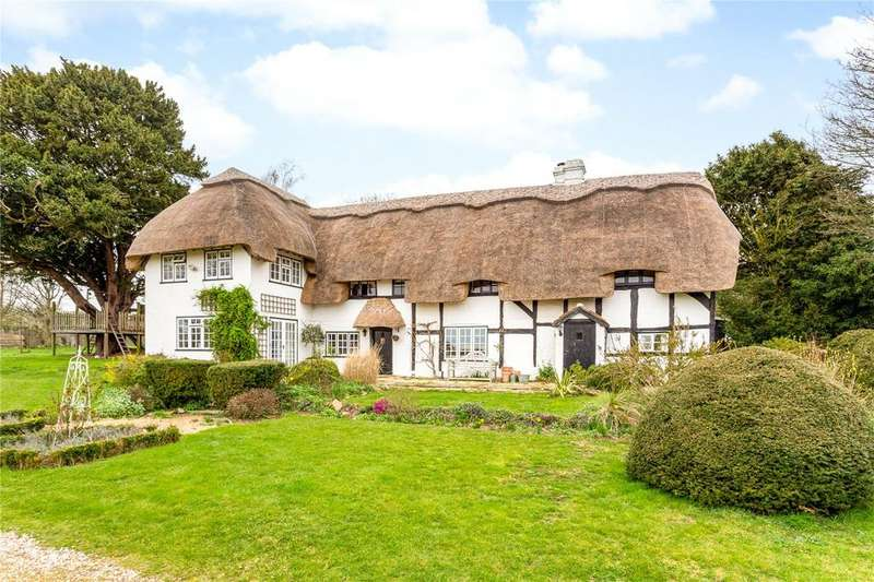 4 Bedrooms Unique Property for sale in Hill Green, Leckhampstead, Newbury, Berkshire, RG20