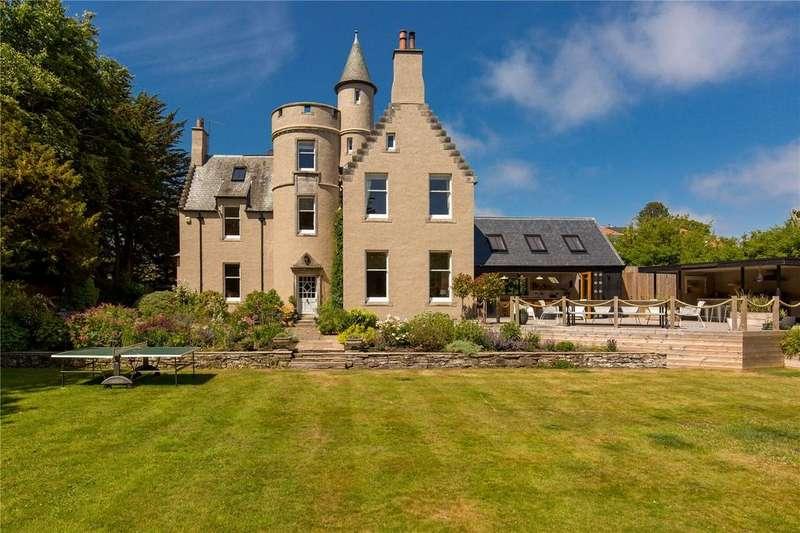 7 Bedrooms Detached House for sale in Century House, 100 Hepburn Gardens, St. Andrews, Fife, KY16