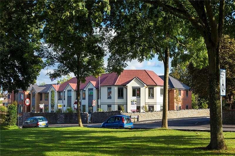 1 Bedroom Retirement Property for sale in Amelia Lodge, Henleaze, Bristol, BS9