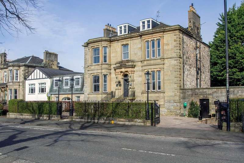5 Bedrooms Semi-detached Villa House for sale in Victoria Place, Stirling, Scotland, FK8 2QT
