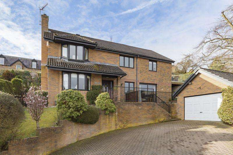 4 Bedrooms Detached House for sale in Cruachan, 3 Dundas Terrace, Melrose