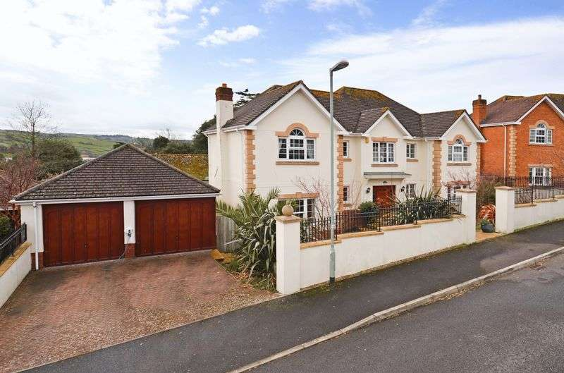 4 Bedrooms Property for sale in Mitre Close Bishopsteignton, Teignmouth
