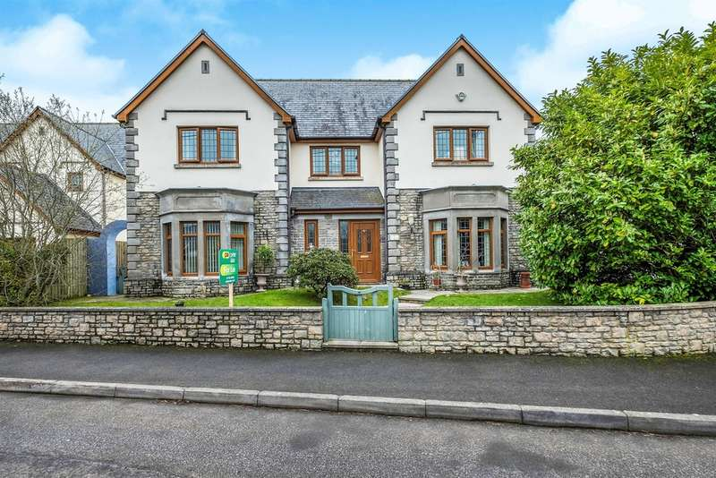 4 Bedrooms Detached House for sale in Parc Felindre, Kidwelly