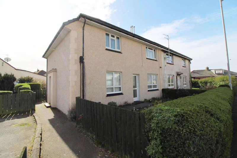 2 Bedrooms Ground Flat for sale in Farm Road, Prestwick, KA9