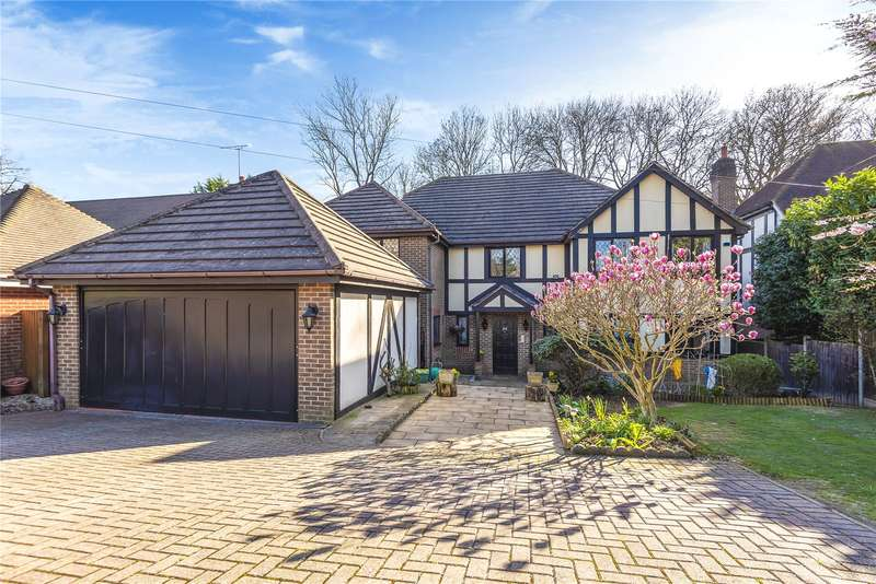 5 Bedrooms Detached House for sale in Fulmer Drive, Gerrards Cross, Buckinghamshire, SL9