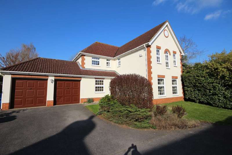 4 Bedrooms Detached House for sale in Goughs Lane, Warfield