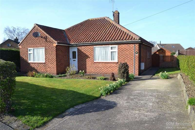 3 Bedrooms Detached Bungalow for sale in East Acridge, Barton-Upon-Humber, North Lincolnshire, DN18