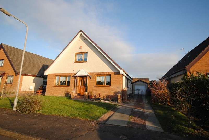 5 Bedrooms Detached Villa House for sale in Adams Court, Troon KA10