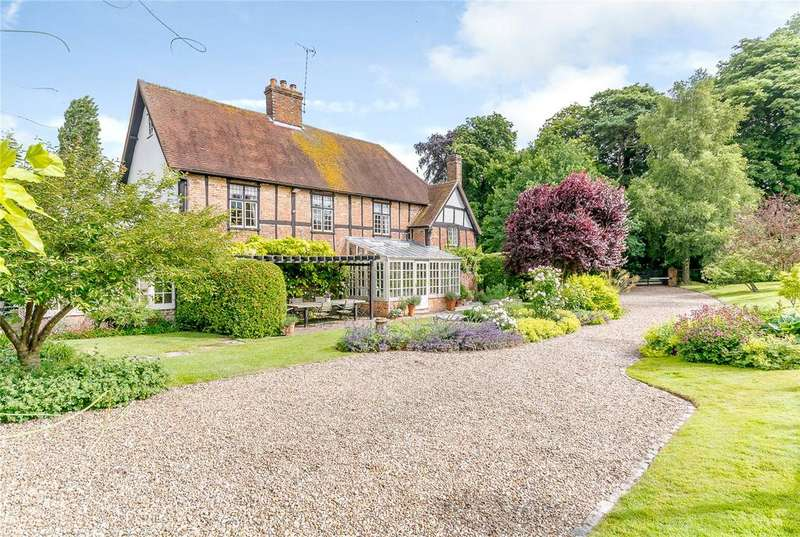 6 Bedrooms Detached House for sale in Manor Road, Cheddington, Buckinghamshire, LU7
