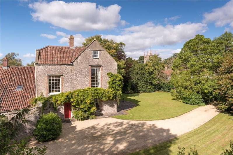 6 Bedrooms Detached House for sale in Hinton Blewett, Bristol, Somerset, BS39