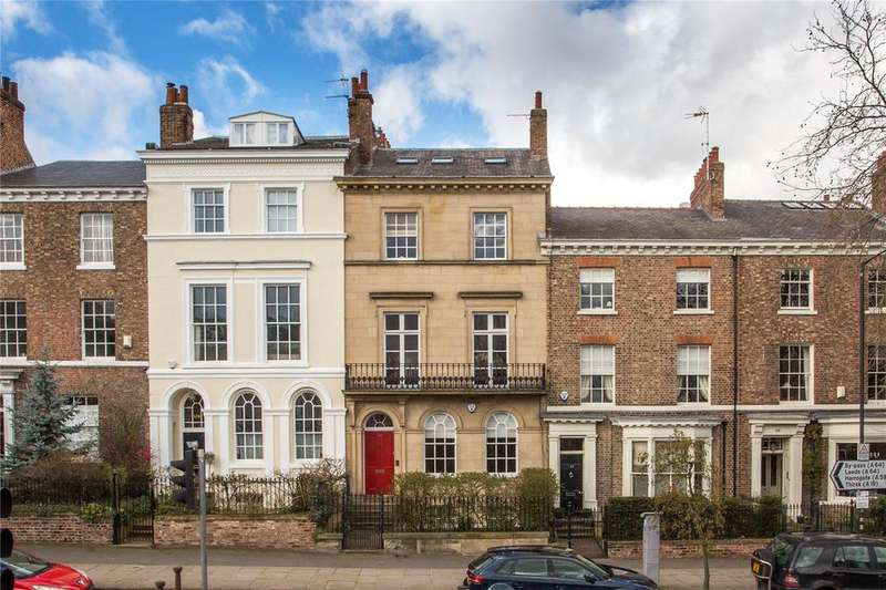 6 Bedrooms Terraced House for sale in The Mount, York, YO24