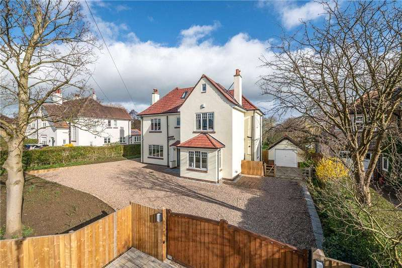 6 Bedrooms Detached House for sale in Spofforth Hill, Wetherby, West Yorkshire