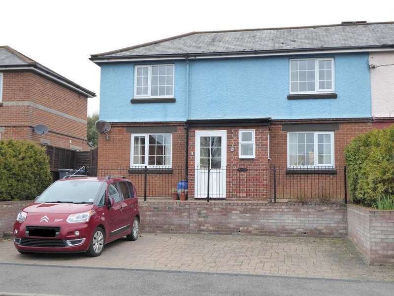 3 Bedrooms Semi Detached House for sale in Waterloo Avenue, Leiston