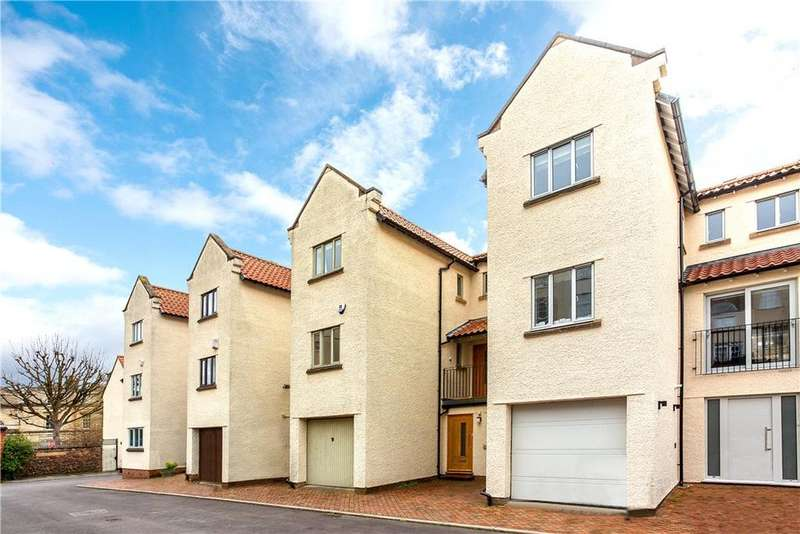 3 Bedrooms Terraced House for sale in Royal Park Mews, Vyvyan Road, Bristol, BS8