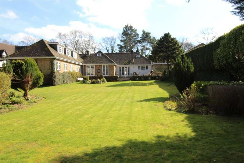 6 Bedrooms Detached House for sale in The Shrave, Four Marks, Alton, GU34