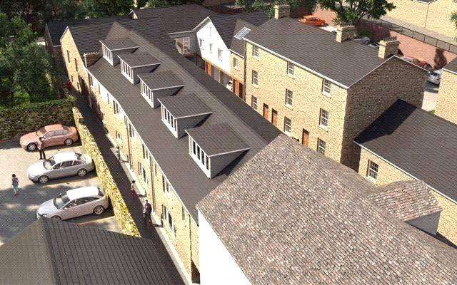 2 Bedrooms Terraced House for sale in 31 Entry Lane, Kendal