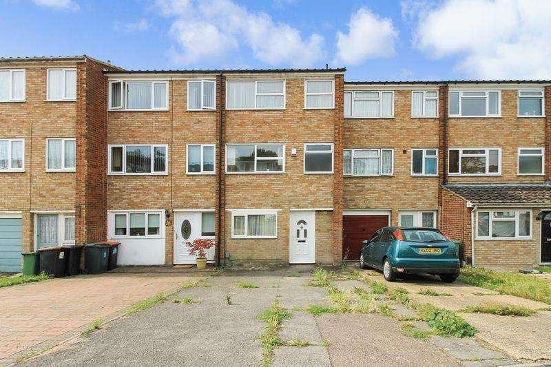 4 Bedrooms House for sale in Jardine Way, Dunstable
