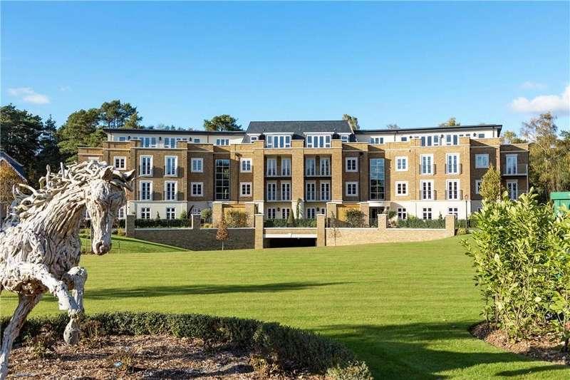 2 Bedrooms Flat for sale in Kings Ride, Ascot, Berkshire, SL5