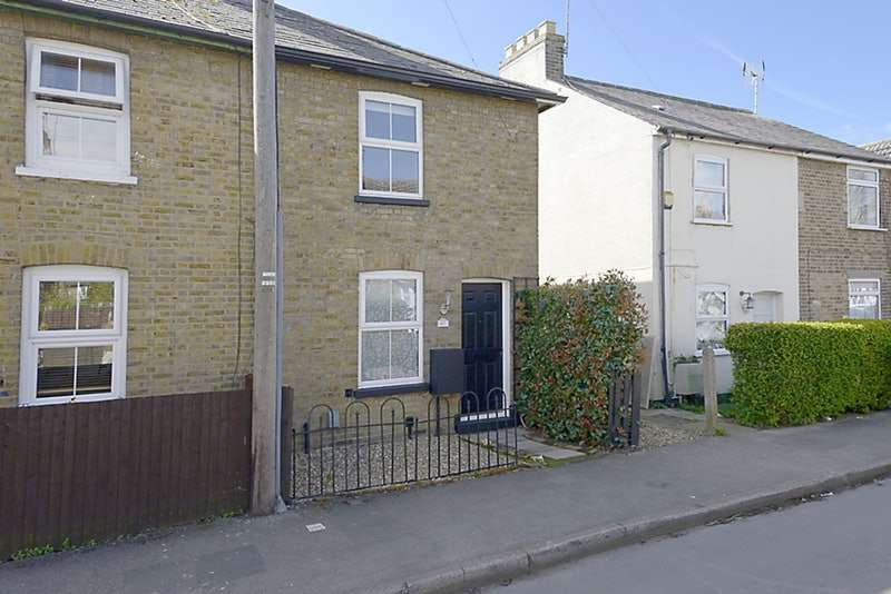 2 Bedrooms Terraced House for sale in Alma Road, Windsor, Berkshire, SL4