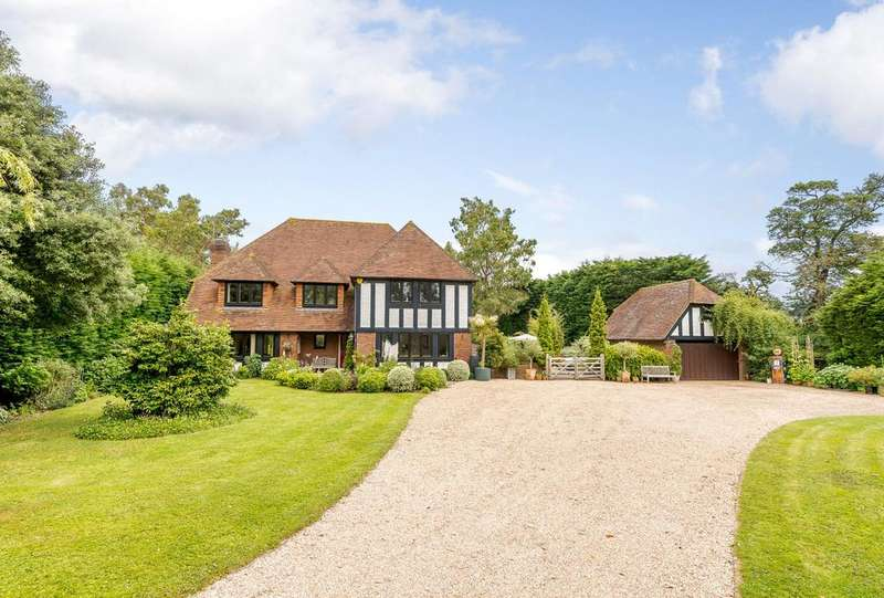 5 Bedrooms Detached House for sale in Adversane Lane, Adversane, Billingshurst, West Sussex