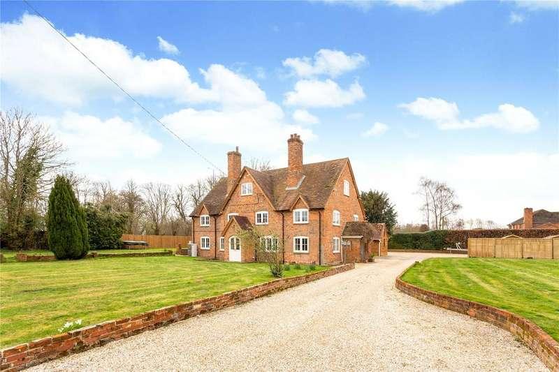 6 Bedrooms Detached House for sale in Crookham Common Road, Crookham, Thatcham, Berkshire, RG19