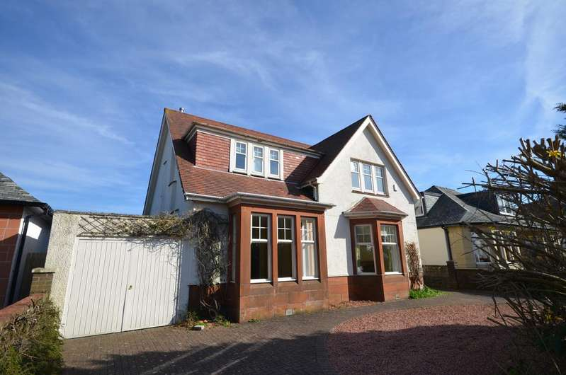 4 Bedrooms Detached Villa House for sale in 57 Monument Road, Ayr, Ka7 2ud