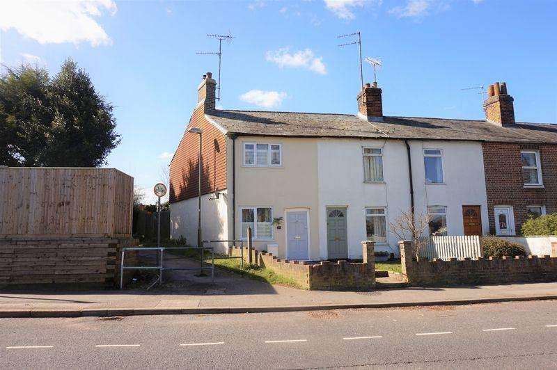2 Bedrooms End Of Terrace House for sale in Greenham Road, Newbury