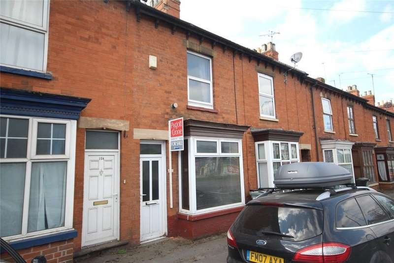 3 Bedrooms Terraced House for sale in Bridge End Road, Grantham, NG31
