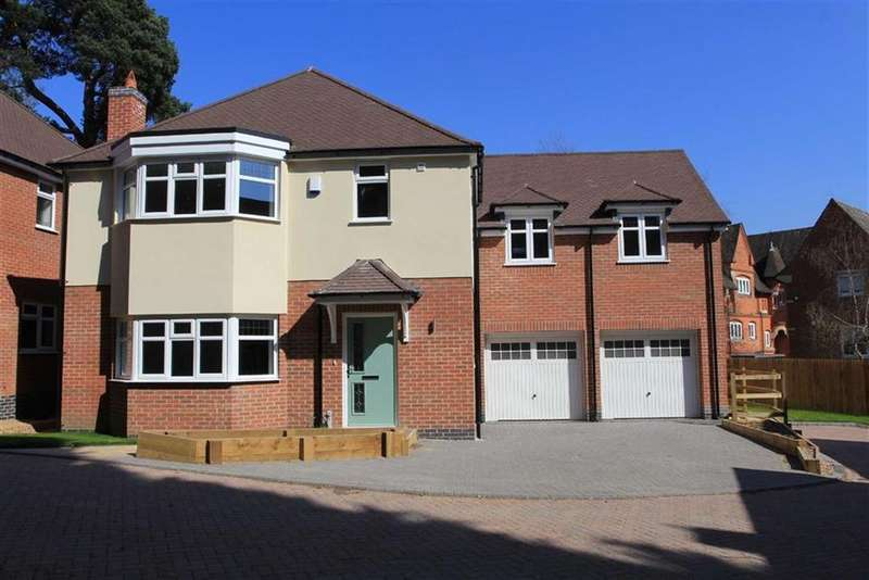 4 Bedrooms Detached House for sale in Pine View, Birstall, Leicester