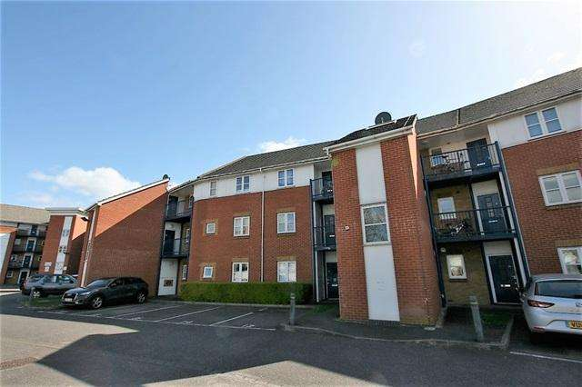 2 Bedrooms Flat for sale in Kennet Walk, Reading