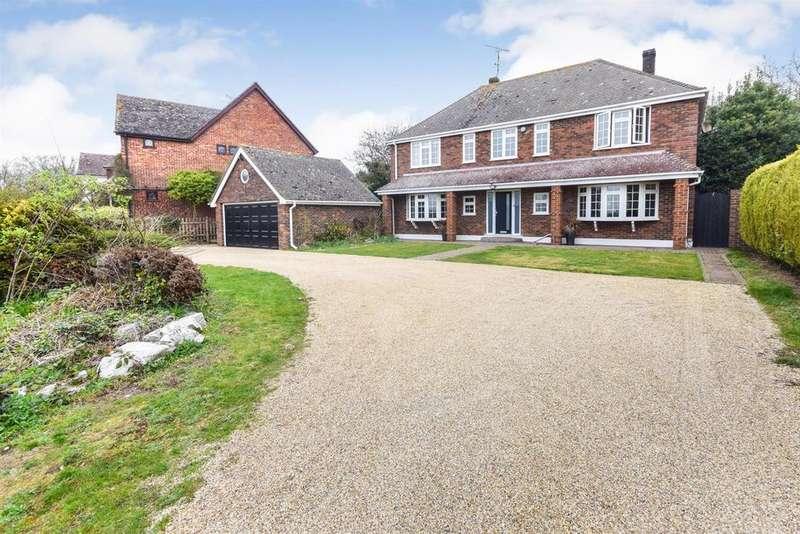 4 Bedrooms Detached House for sale in Back Lane, Wickham Bishops
